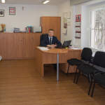 Gabinet Dyrektora p. Dariusza Krucy
