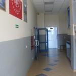 Dalsza część korytarza