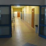 Następny korytarz w Katoliku