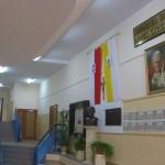 Hall w drugim skrzydle naszej Szkoły #3