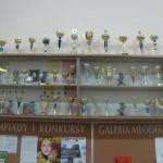 Puchary naszych wspaniałych uczniów