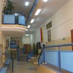 Kolejny widok na hall główny