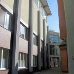 Fasada boczna budynku Szkoły