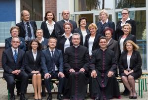 Grono pedagogiczne Zespołu Szkół Katolickich